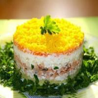 Срок хранения салата Мимоза