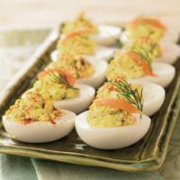 Срок хранения фаршированных яиц