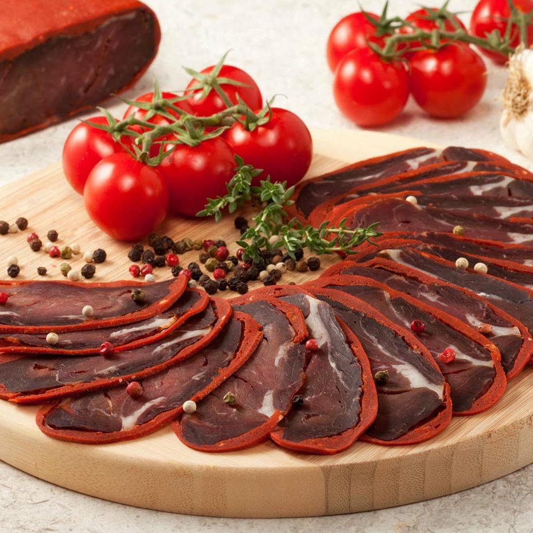 Бастурма с говядины в домашних условиях рецепт пошагово с
