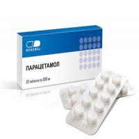 Срок хранения Парацетамола в таблетках